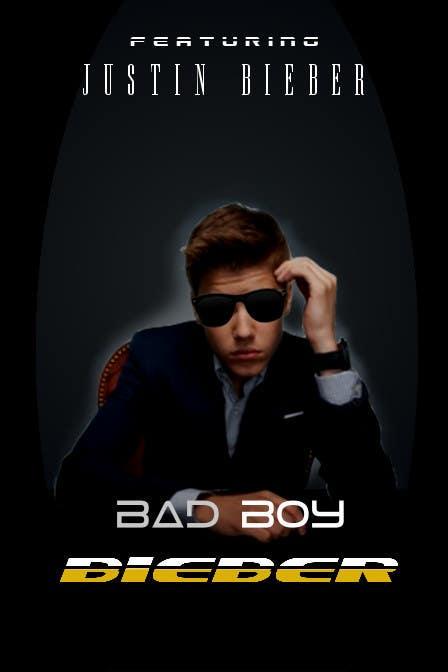 #146 for Design a poster for Gangster @JustinBieber, #BadBoyBieber! by henband
