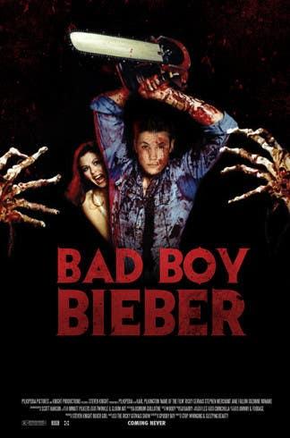 #84 for Design a poster for Gangster @JustinBieber, #BadBoyBieber! by dannym1127