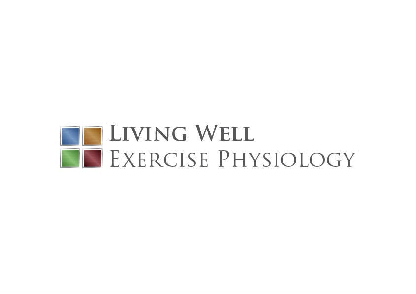 Kilpailutyö #46 kilpailussa Logo Design for Living Well Exercise Physiology