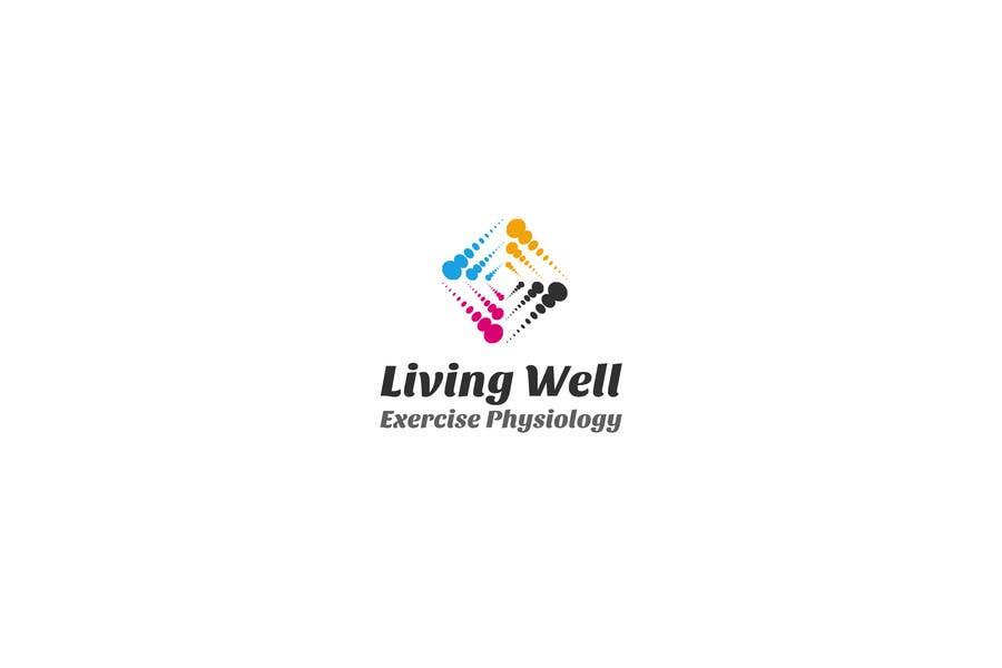 Kilpailutyö #58 kilpailussa Logo Design for Living Well Exercise Physiology