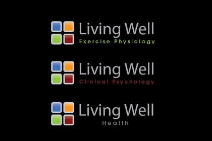 #51 untuk Logo Design for Living Well Exercise Physiology oleh iffikhan