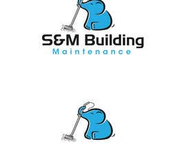#17 for Logo for S&M Building Maintenance business card by AWAIS0