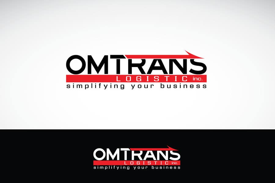 Contest Entry #                                        3                                      for                                         Logo Design for International Logistics Company - OMTRANS