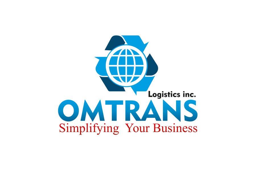 Contest Entry #                                        32                                      for                                         Logo Design for International Logistics Company - OMTRANS