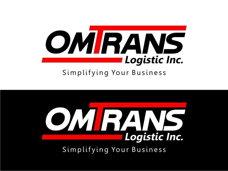Contest Entry #                                        6                                      for                                         Logo Design for International Logistics Company - OMTRANS