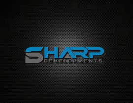 nº 322 pour Design a Logo for Sharp Developments par GoldSuchi