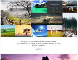#8 for Web Page Design - redesign Services page for photography business by aliakter82