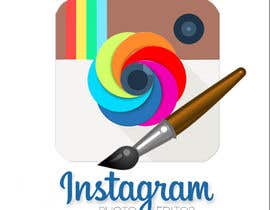 #15 untuk Design a Logo for Instagram Photo Editor oleh panutsa909