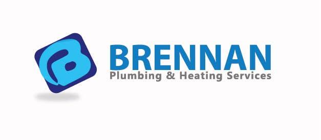 Konkurrenceindlæg #                                        60                                      for                                         Design a Logo for Brennan  Plumbing & Heating Services
