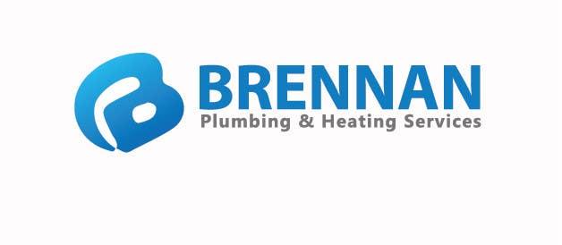 Konkurrenceindlæg #                                        61                                      for                                         Design a Logo for Brennan  Plumbing & Heating Services