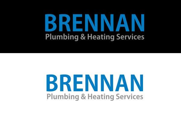 Konkurrenceindlæg #                                        8                                      for                                         Design a Logo for Brennan  Plumbing & Heating Services