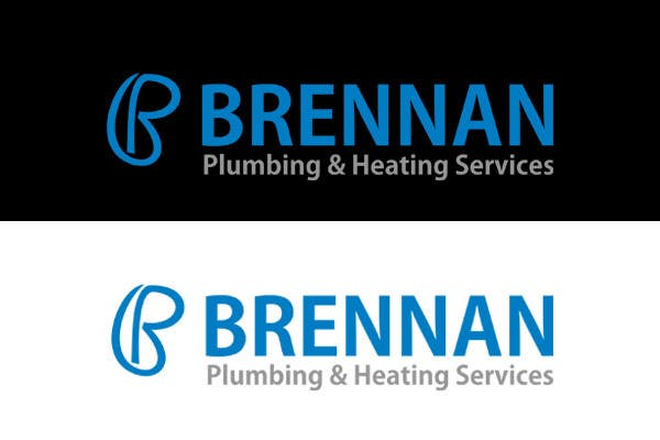 Konkurrenceindlæg #                                        58                                      for                                         Design a Logo for Brennan  Plumbing & Heating Services