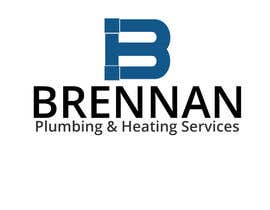 #12 cho Design a Logo for Brennan  Plumbing & Heating Services bởi hamt85
