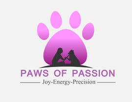#136 for Designa en logo for Paws of Passion af jessebauman