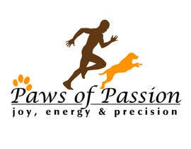 #118 for Designa en logo for Paws of Passion af mithusajjad