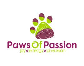 #138 cho Designa en logo for Paws of Passion bởi STPL2013