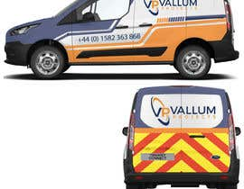 #38 for Van Design by paulall