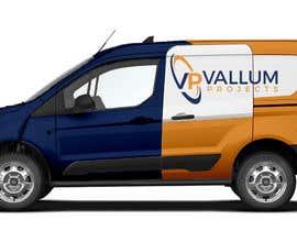#27 for Van Design by Nillsami