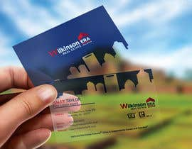 #1001 для Real Estate Agent Business card от toahaamin