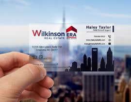 #988 для Real Estate Agent Business card от kamal3762