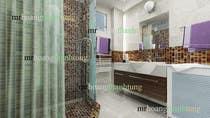 AutoCAD Inscrição do Concurso Nº15 para Design & Render 5 square meter bathroom.
