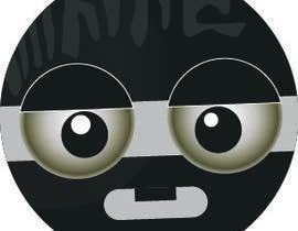 """Mizan39 tarafından Desing Logo for clan """"Drunken Ninja Squad"""" için no 8"""