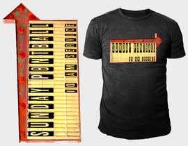 #124 for T-shirt design by designcontest8