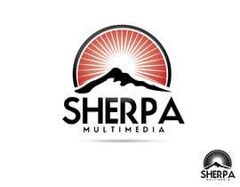 #150 för Logo Design for Sherpa Multimedia, Inc. av sikoru