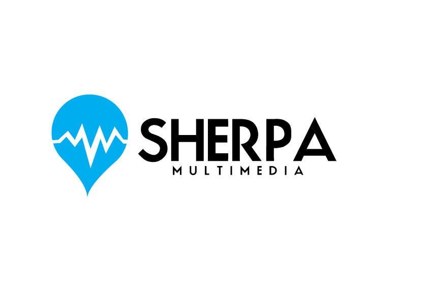 Penyertaan Peraduan #287 untuk Logo Design for Sherpa Multimedia, Inc.