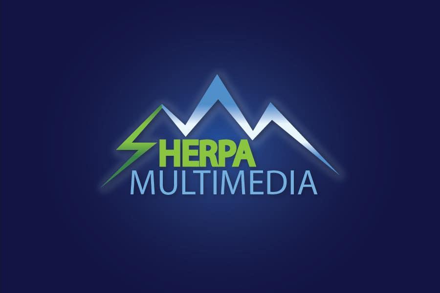Inscrição nº 425 do Concurso para Logo Design for Sherpa Multimedia, Inc.