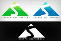 Graphic Design Entri Peraduan #415 for Logo Design for Sherpa Multimedia, Inc.
