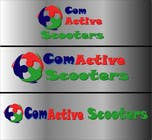 Contest Entry #14 for Logo Design for ComActive Scooters