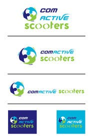 #6 for Logo Design for ComActive Scooters by AhmedElyamany