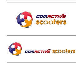 #8 para Logo Design for ComActive Scooters por AhmedElyamany