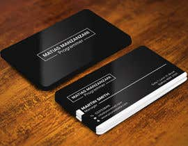 #23 for Business card by aktar201175