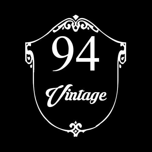 Konkurrenceindlæg #                                        5                                      for                                         Design a logo for a new online vintage clothing store