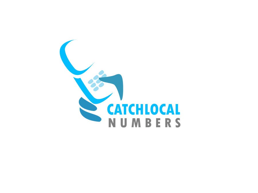 Contest Entry #                                        16                                      for                                         Design a Logo for CatchLocal Numbers