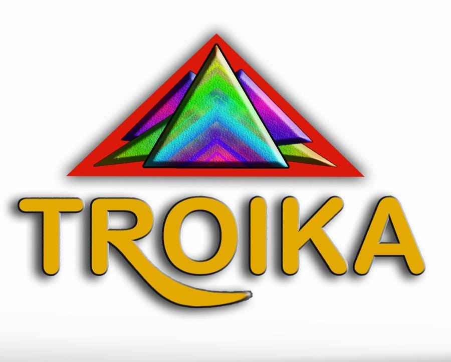 Konkurrenceindlæg #56 for Design a Logo for Troika