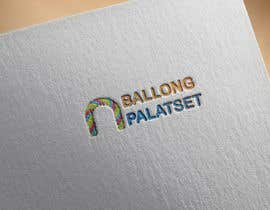 #10 for Design a logo for Ballong palatset (Balloon palace) af adnandesign043
