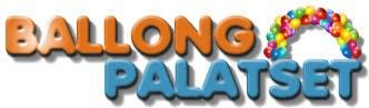 Konkurrenceindlæg #7 for Design a logo for Ballong palatset (Balloon palace)