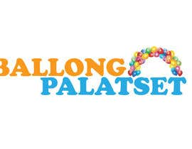 #25 for Design a logo for Ballong palatset (Balloon palace) af fardiaafrin