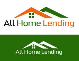 nº 60 pour Design a Logo for All Home Lending par wilfridosuero