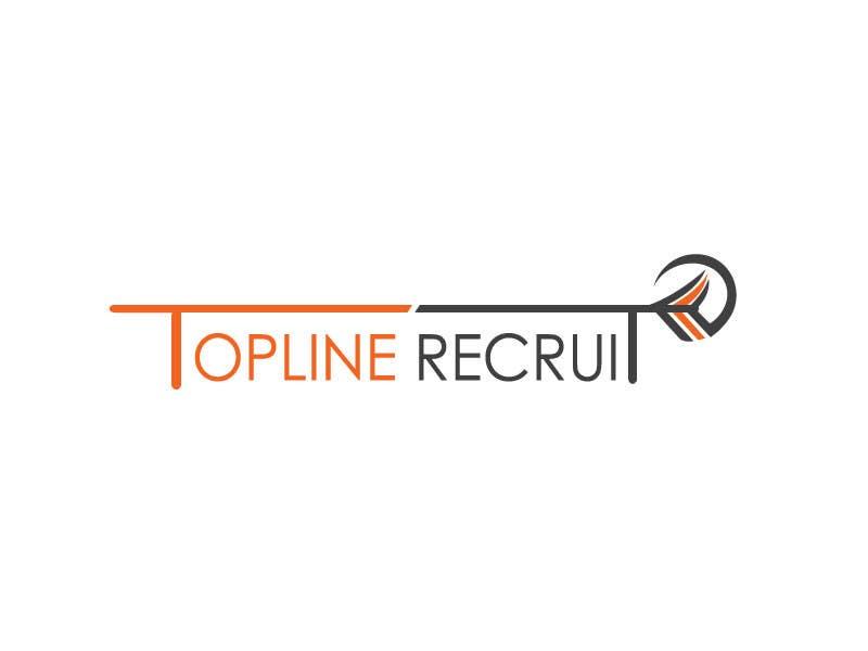 Konkurrenceindlæg #28 for Design a Logo for Topline Recruit