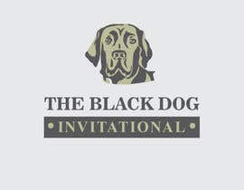 #37 cho Design a Logo for The Black Dog Invitational (golf tournament) bởi olgakramar