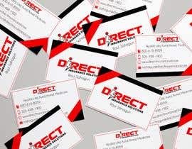 #289 untuk Direct Insurance Sol - Business Card Design oleh fatehsoft