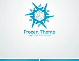nº 9 pour Logo Design for Frozen Themes par rugun