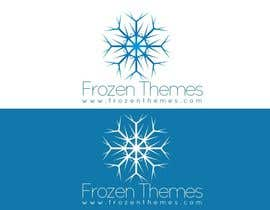 nº 4 pour Logo Design for Frozen Themes par niccroadniccroad