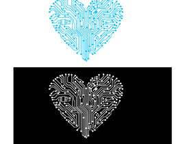 zahidkhulna2018 tarafından Design a digital heart için no 357