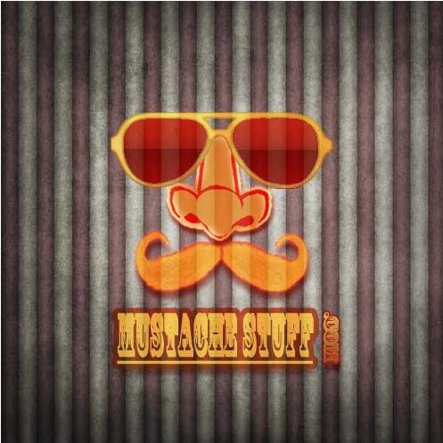 Proposition n°                                        54                                      du concours                                         Logo Design for MustacheStuff.com