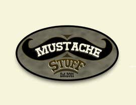 #74 para Logo Design for MustacheStuff.com de lifeillustrated